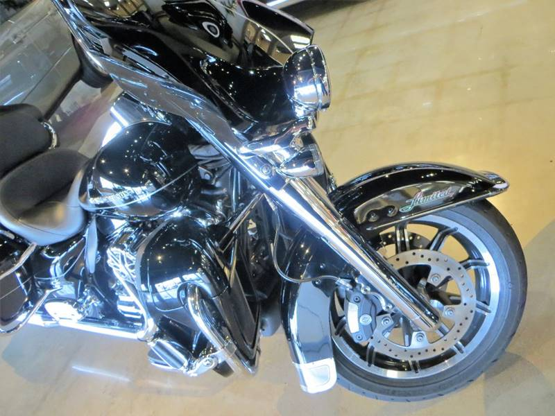 2015 Harley-Davidson Ultra Limited for sale at B & M Auto Sales Inc. in Oak Forest IL