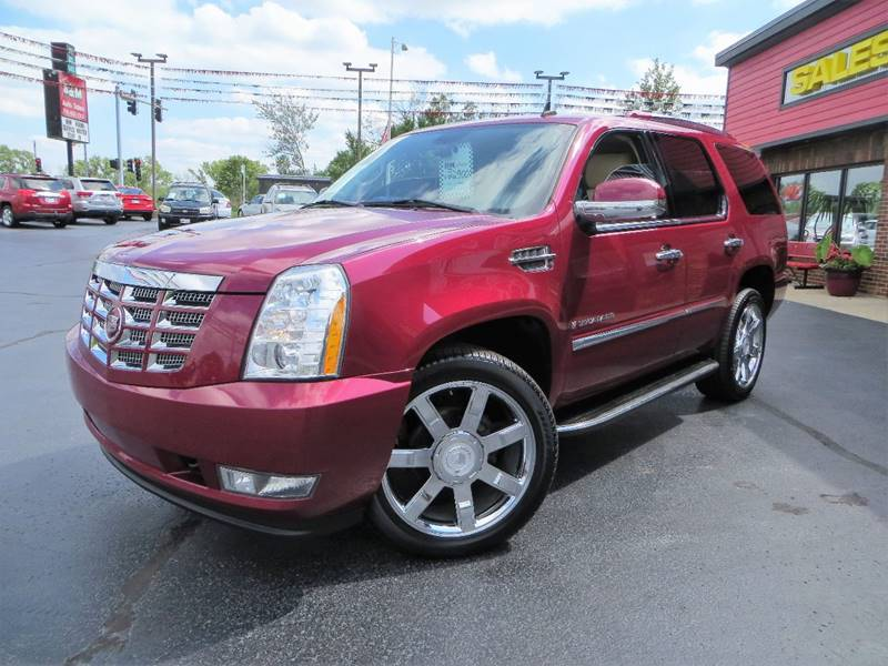2007 Cadillac Escalade for sale at B & M Auto Sales Inc. in Oak Forest IL
