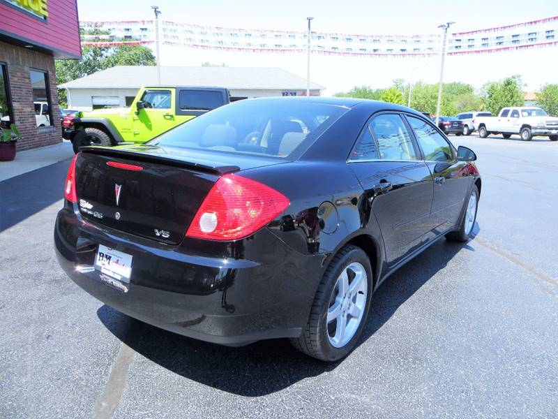 2007 Pontiac G6 for sale at B & M Auto Sales Inc. in Oak Forest IL