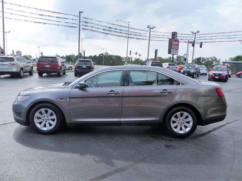 2012 Ford Taurus for sale at B & M Auto Sales Inc. in Oak Forest IL