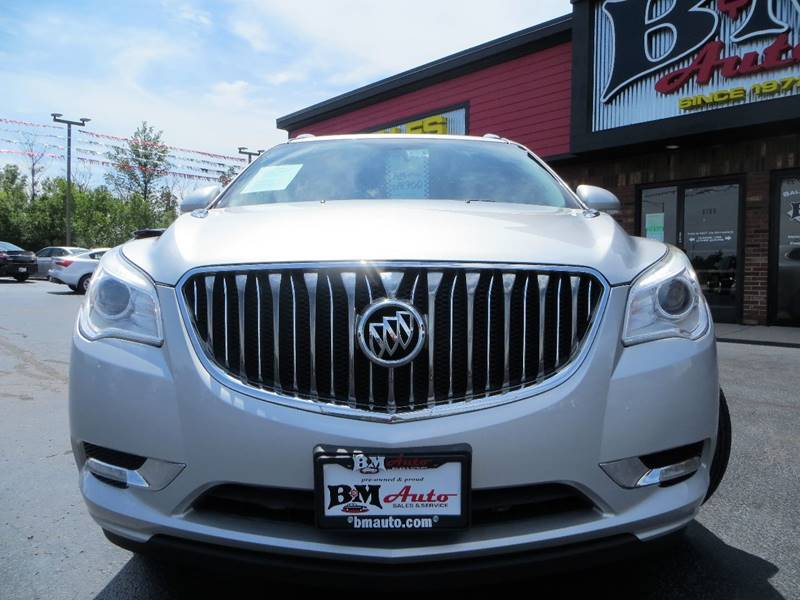 2013 Buick Enclave for sale at B & M Auto Sales Inc. in Oak Forest IL