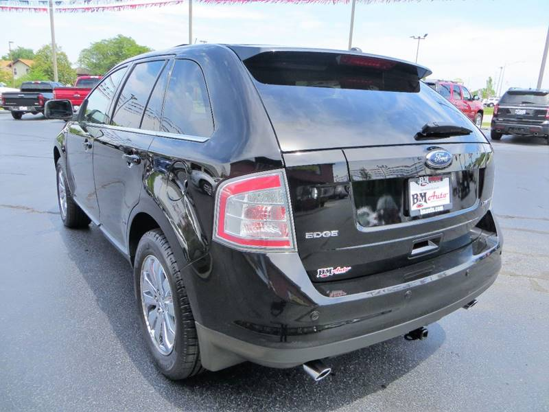 2008 Ford Edge for sale at B & M Auto Sales Inc. in Oak Forest IL