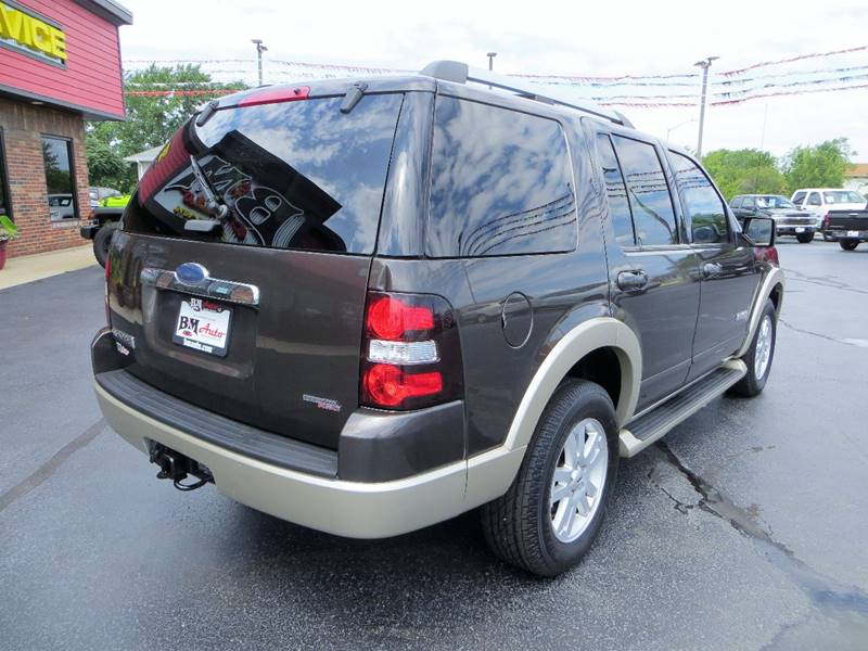 2007 Ford Explorer for sale at B & M Auto Sales Inc. in Oak Forest IL