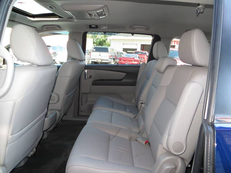 2015 Honda Odyssey for sale at B & M Auto Sales Inc. in Oak Forest IL