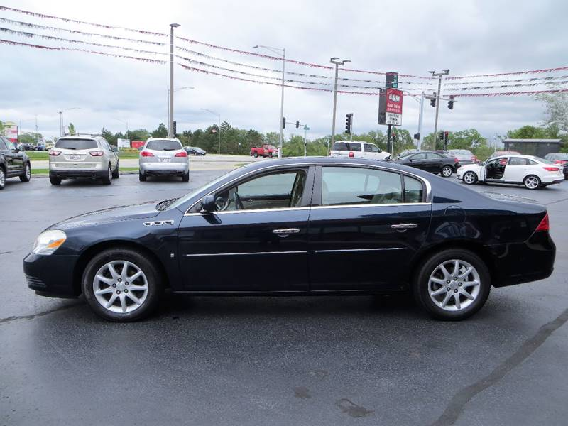 2006 Buick Lucerne for sale at B & M Auto Sales Inc. in Oak Forest IL