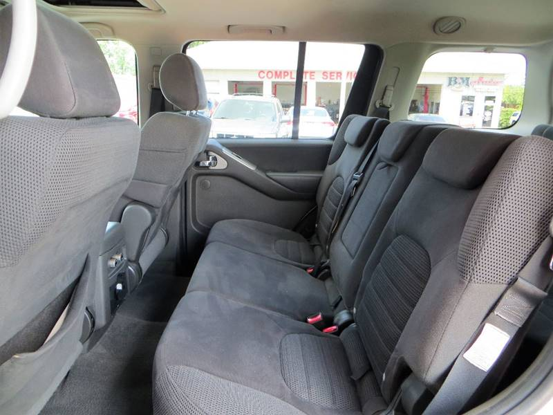 2007 Nissan Pathfinder for sale at B & M Auto Sales Inc. in Oak Forest IL