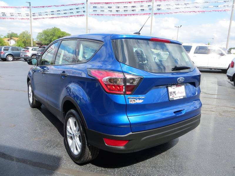 2017 Ford Escape for sale at B & M Auto Sales Inc. in Oak Forest IL
