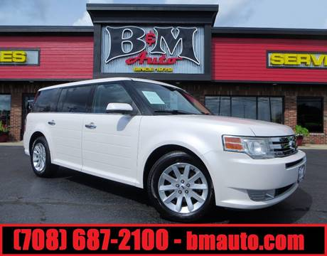 2009 Ford Flex for sale at B & M Auto Sales Inc. in Oak Forest IL