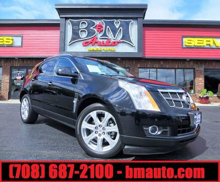 2011 Cadillac SRX for sale at B & M Auto Sales Inc. in Oak Forest IL