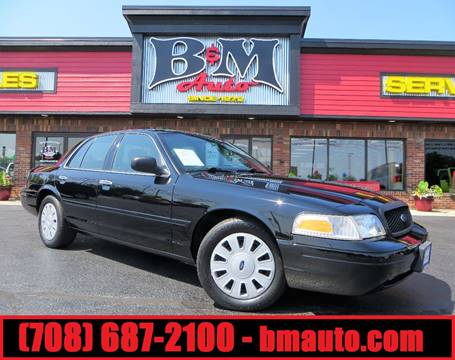 2008 Ford Crown Victoria for sale in Oak Forest, IL