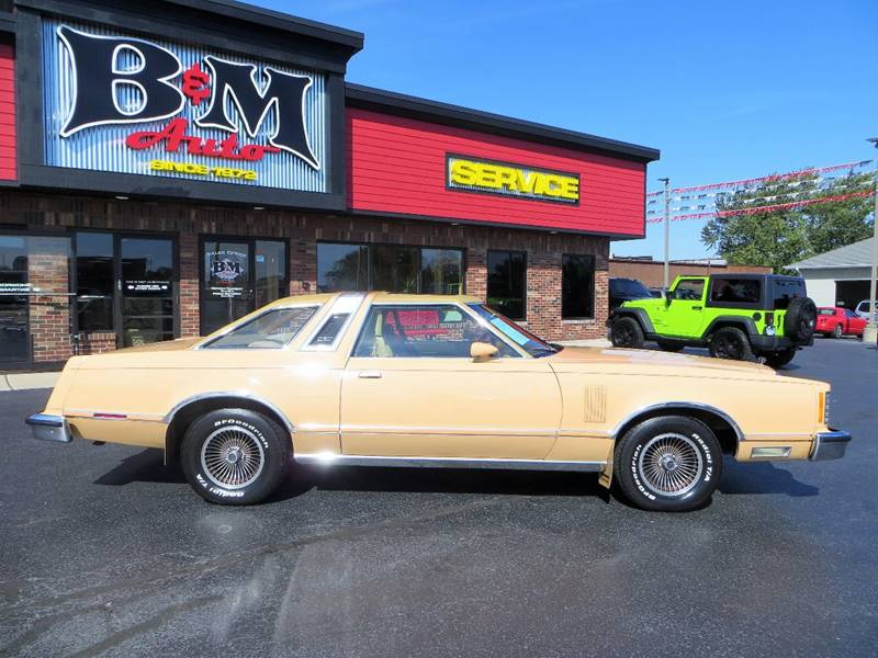 1978 Ford Thunderbird for sale at B & M Auto Sales Inc. in Oak Forest IL