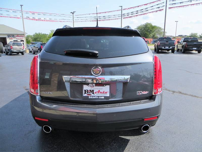 2010 Cadillac SRX for sale at B & M Auto Sales Inc. in Oak Forest IL