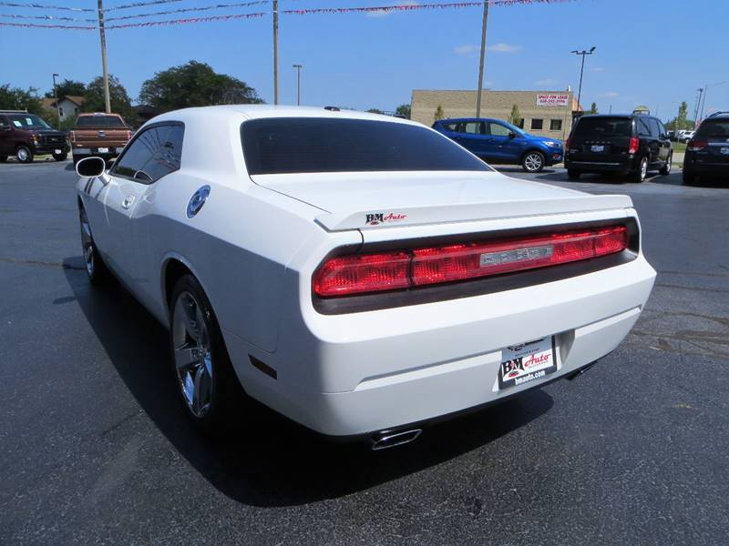 2010 Dodge Challenger for sale at B & M Auto Sales Inc. in Oak Forest IL