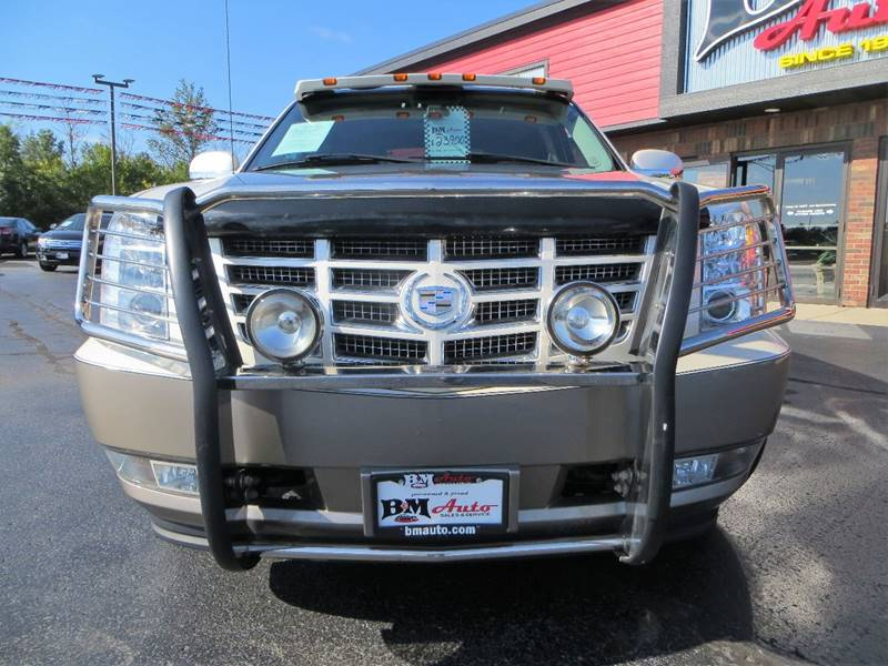 2008 Cadillac Escalade EXT for sale at B & M Auto Sales Inc. in Oak Forest IL