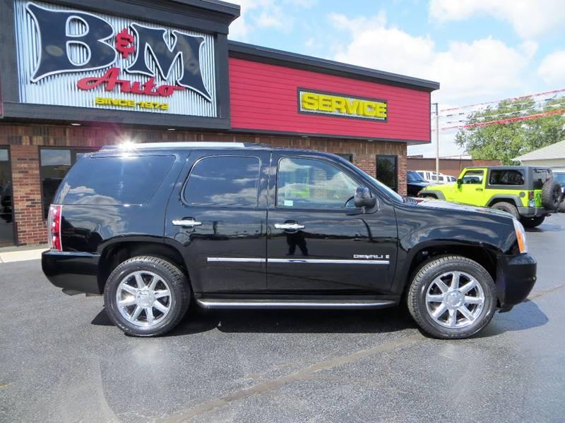 2009 GMC Yukon for sale at B & M Auto Sales Inc. in Oak Forest IL