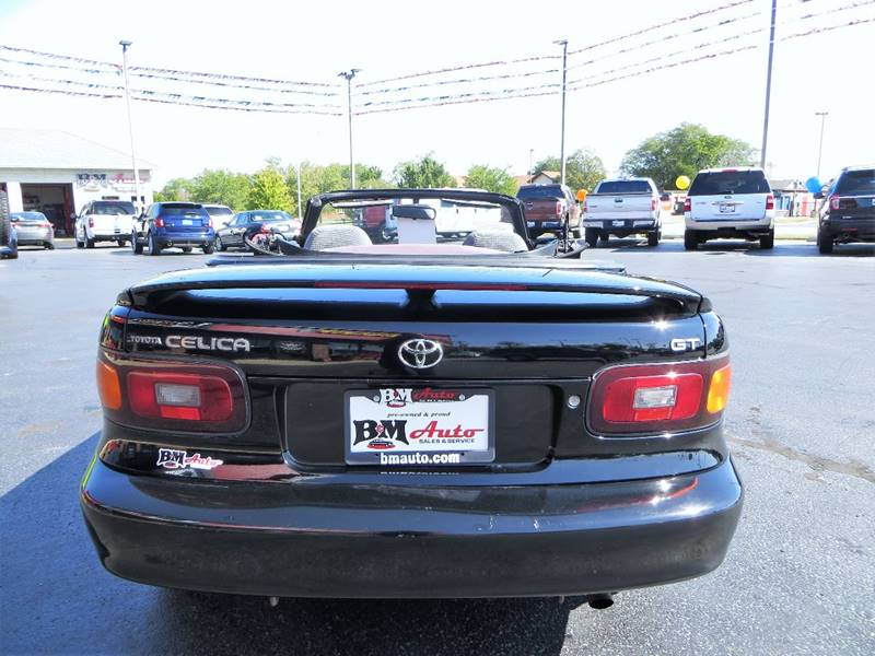 1993 Toyota Celica for sale at B & M Auto Sales Inc. in Oak Forest IL