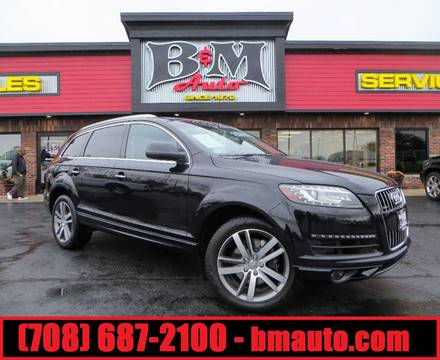 2013 Audi Q7 for sale in Oak Forest, IL