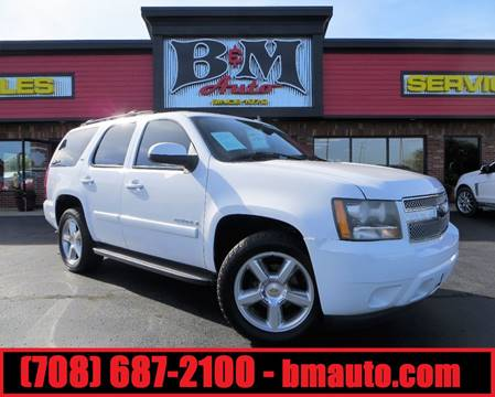 2007 Chevrolet Tahoe for sale in Oak Forest, IL