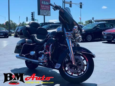2015 Harley-Davidson Electra Glide for sale in Oak Forest, IL