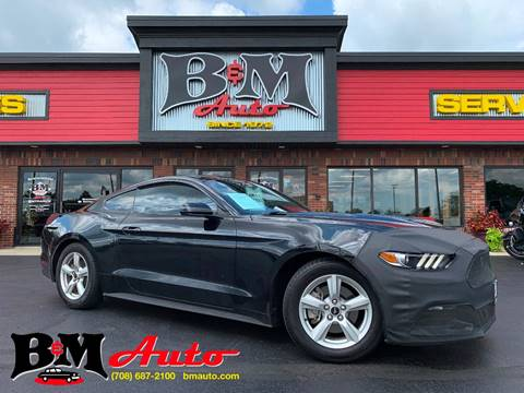 2017 Ford Mustang for sale in Oak Forest, IL