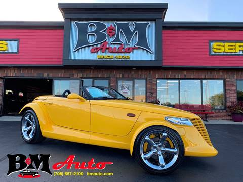 2000 Plymouth Prowler for sale in Oak Forest, IL