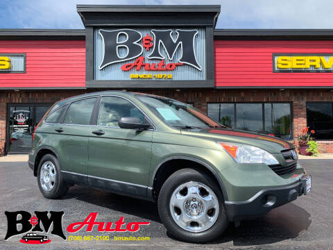 2008 Honda CR-V for sale at B & M Auto Sales Inc. in Oak Forest IL