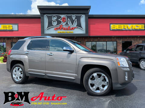 2012 GMC Terrain for sale at B & M Auto Sales Inc. in Oak Forest IL