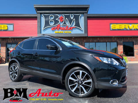 2017 Nissan Rogue Sport for sale at B & M Auto Sales Inc. in Oak Forest IL