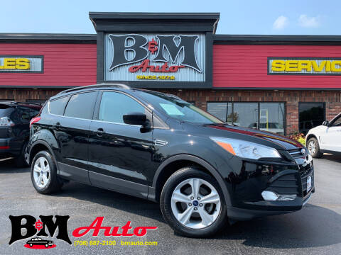 2016 Ford Escape for sale at B & M Auto Sales Inc. in Oak Forest IL