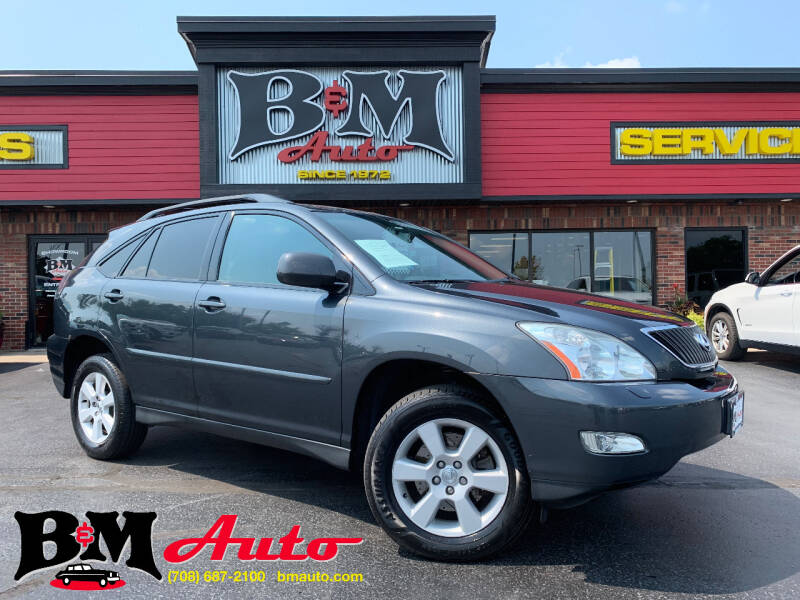 2005 Lexus RX 330 for sale at B & M Auto Sales Inc. in Oak Forest IL