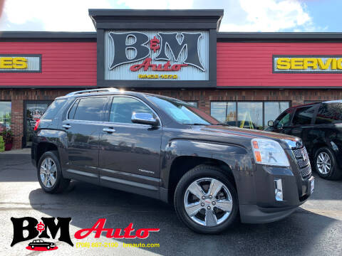 2015 GMC Terrain for sale at B & M Auto Sales Inc. in Oak Forest IL