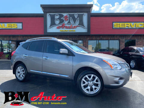 2012 Nissan Rogue for sale at B & M Auto Sales Inc. in Oak Forest IL