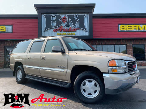 2005 GMC Yukon XL for sale at B & M Auto Sales Inc. in Oak Forest IL