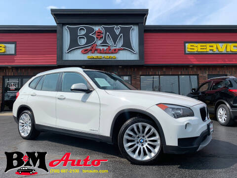 2014 BMW X1 for sale at B & M Auto Sales Inc. in Oak Forest IL