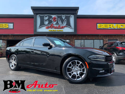 2016 Dodge Charger for sale at B & M Auto Sales Inc. in Oak Forest IL