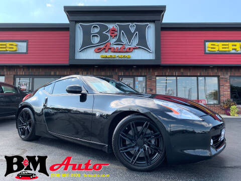 2011 Nissan 370Z for sale at B & M Auto Sales Inc. in Oak Forest IL