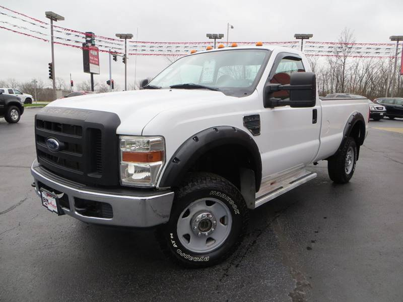 2008 Ford F-350 Super Duty for sale at B & M Auto Sales Inc. in Oak Forest IL