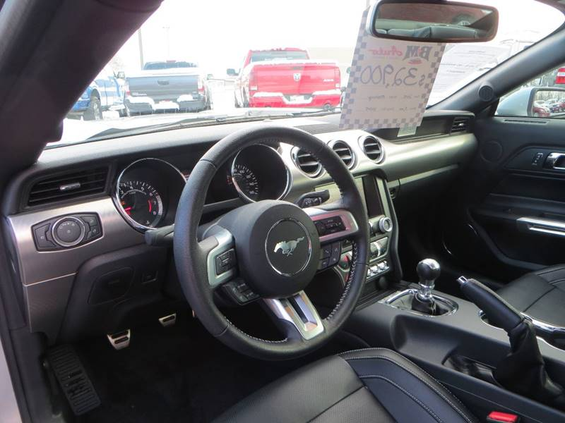 2015 Ford Mustang for sale at B & M Auto Sales Inc. in Oak Forest IL