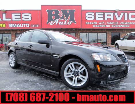 2009 Pontiac G8 for sale in Oak Forest, IL