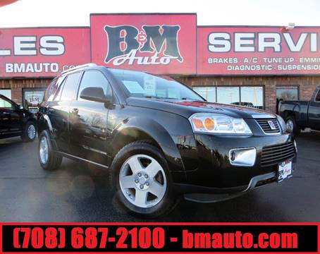 2006 Saturn Vue for sale at B & M Auto Sales in Oak Forest IL