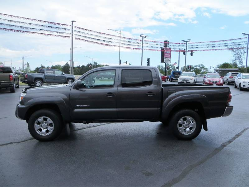 2013 Toyota Tacoma for sale at B & M Auto Sales Inc. in Oak Forest IL