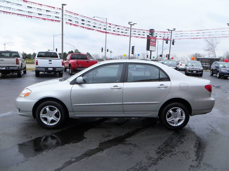 2004 Toyota Corolla for sale at B & M Auto Sales Inc. in Oak Forest IL