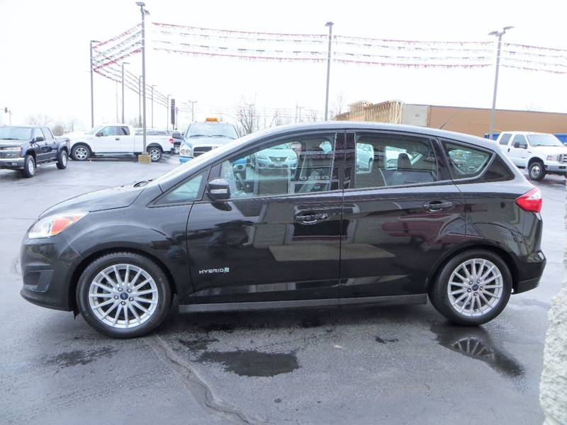 2013 Ford C-MAX Hybrid for sale at B & M Auto Sales Inc. in Oak Forest IL