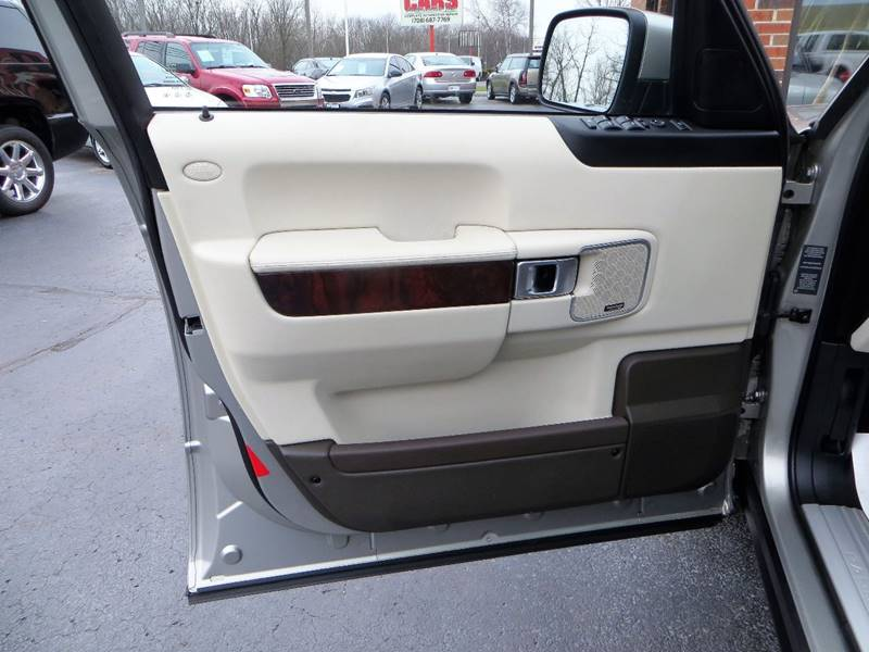 2012 Land Rover Range Rover for sale at B & M Auto Sales Inc. in Oak Forest IL