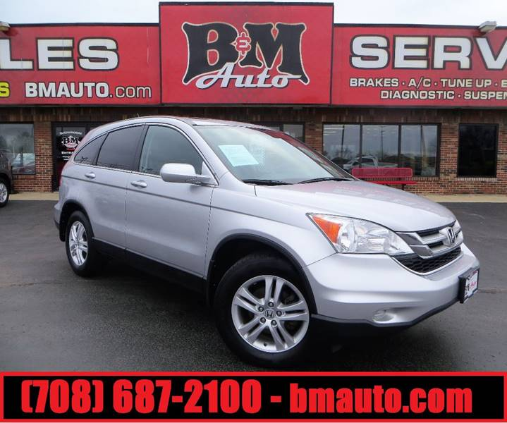 2011 Honda CR-V for sale at B & M Auto Sales Inc. in Oak Forest IL