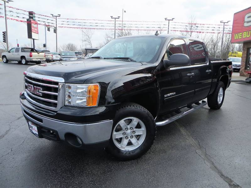 2013 GMC Sierra 1500 for sale at B & M Auto Sales Inc. in Oak Forest IL