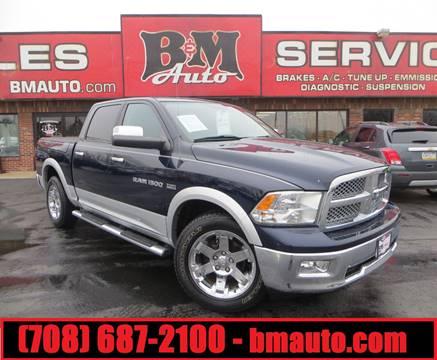 2012 RAM Ram Pickup 1500 for sale in Oak Forest, IL