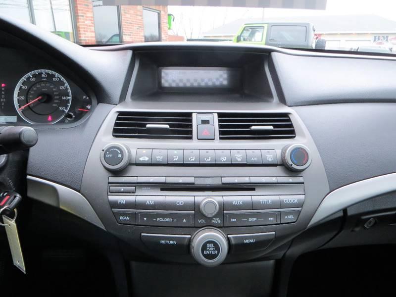 2012 Honda Accord for sale at B & M Auto Sales Inc. in Oak Forest IL