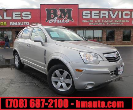 2008 Saturn Vue for sale at B & M Auto Sales Inc. in Oak Forest IL