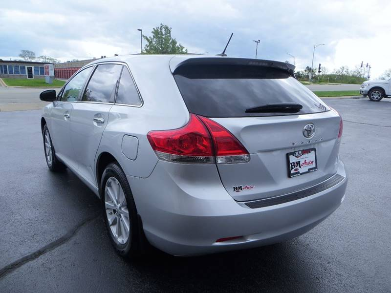 2011 Toyota Venza for sale at B & M Auto Sales Inc. in Oak Forest IL